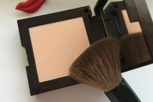 Korres Wild Rose Compact Powder