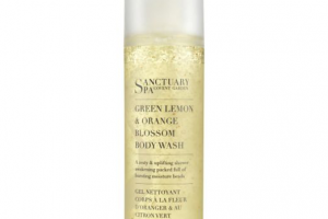 Sanctuary Spa Green Lemon & Orange Blossom Body Wash