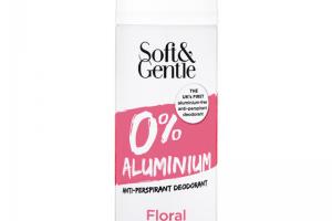 oft & Gentle 0% Aluminium Anti-Perspirant Deodorant