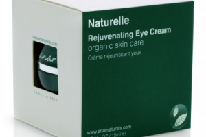 Anar Naturals Rejuvenating Eye Cream