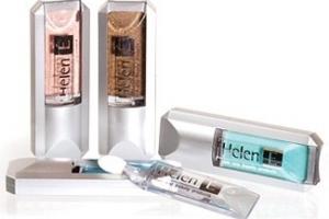 Helen É Cosmetics Intense Eye Shadow with Sponge Applicator