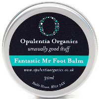 Opulentia Organics | Fantastic Mr Foot Balm