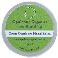 Opulentia Organics | Great Outdoors Hand Balm
