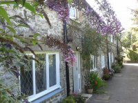 1 Croyde Manor Mews, 19 St Mary's. Croyde. Our very cosy, comfy, warm and quiet cottage for our stay.