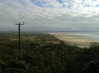 Saunton Sands viewed from the South West Coast Path 1