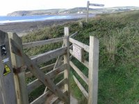 South West Coast Path to Croyde