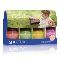 SpaRitual launches Truth Spring 2011 Collection of nail lacquers