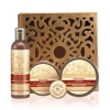 Nov 12│Win 1 The Body Shop Spiced Vanilla Bath and Lip Care Collection Tin Set