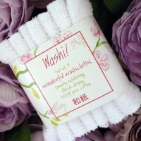 Konichiwa Washi Hot Cloths