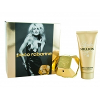 Oct 11│Win a free Paco Rabanne Lady Million Gift Set