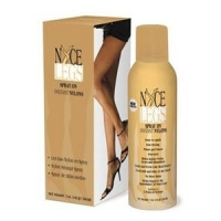 Nyce Legs spray-on stockings look great any time you need them