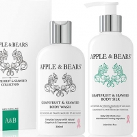 Apple & Bears Luxury Body Care Gift Set Grapefruit & Seaweed, £34.95
