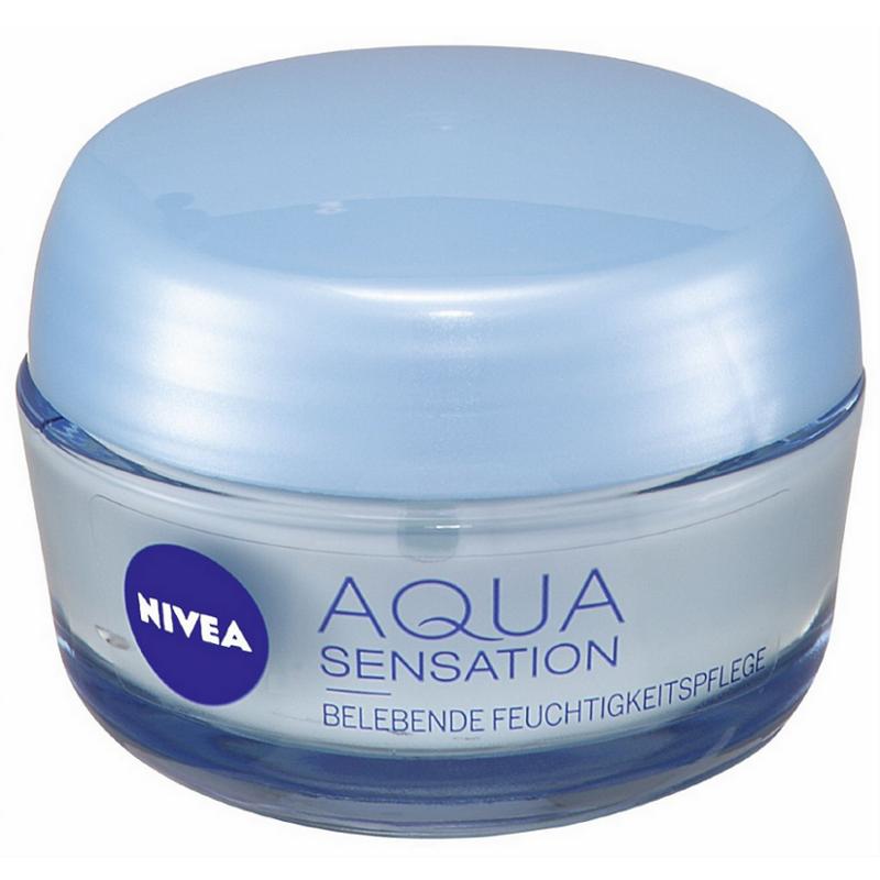 Nivea Aqua Sensation Anti Shadow Eye Care