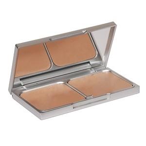 helen É cosmetics double cream palette