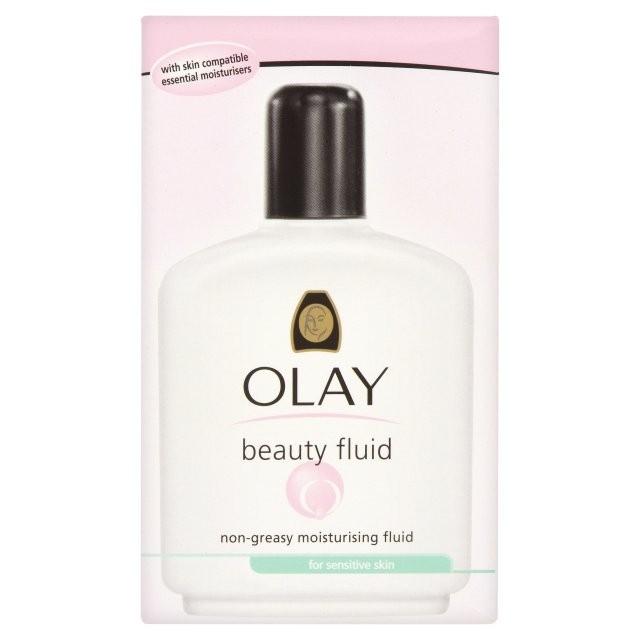 Olay Active Beauty Fluid Hypo-Allergenic