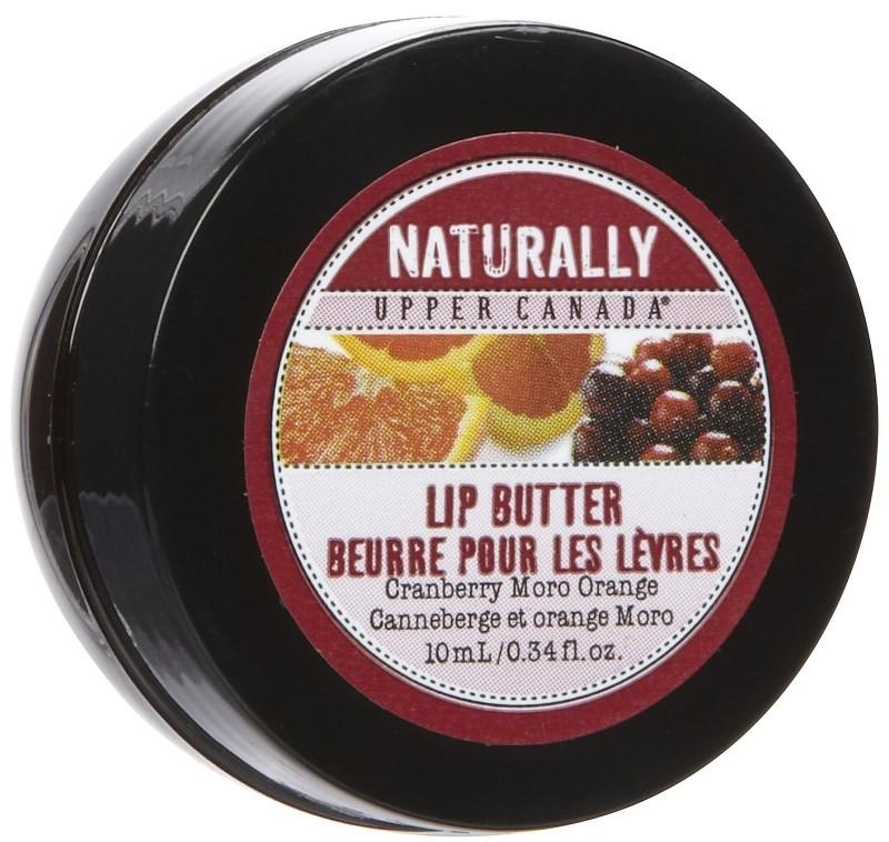 Naturally Cranberry Moro Orange Lip Butter