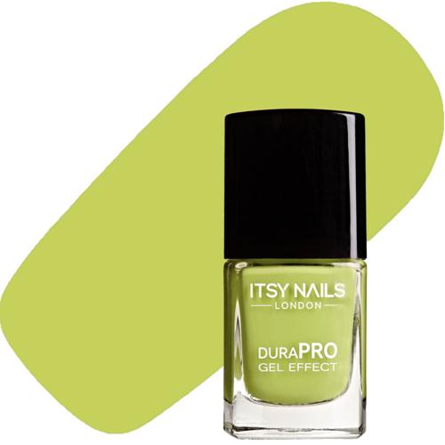 Itsy Nails London DuraPRO Gel Effect Nail Polish Green