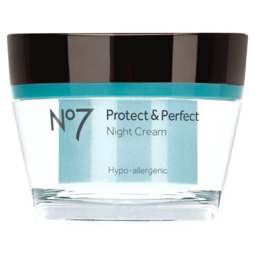 No7 Protect & Perfect Night Cream