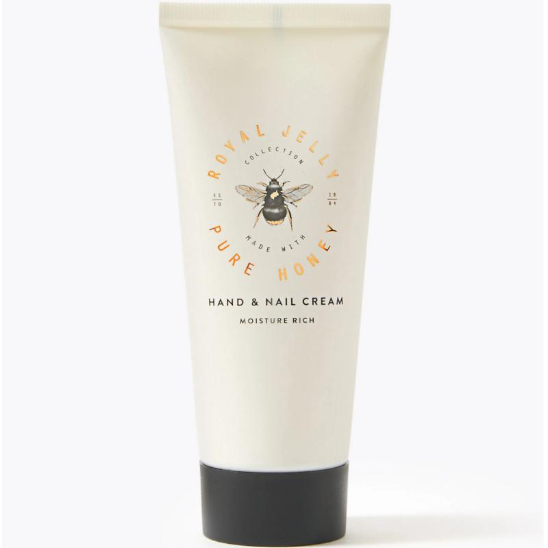 M&S Royal Jelly Moisture Rich Hand & Nail Cream