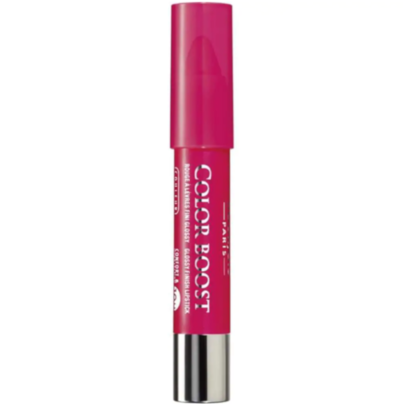 Bourjois Color Boost Glossy Finish Lipstick
