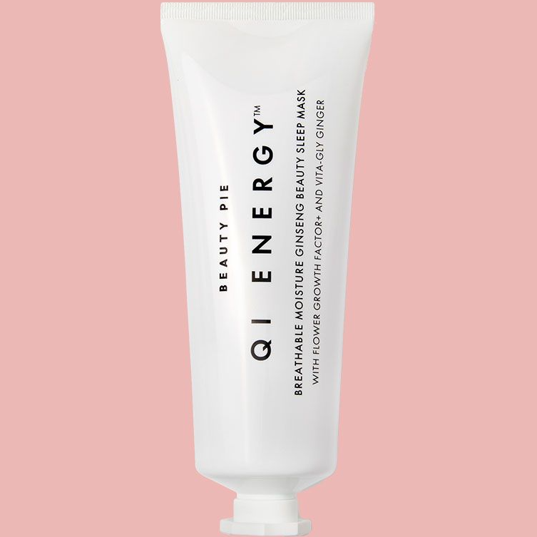 Beauty Pie Qi Energy Breathable Moisture Ginseng Beauty Sleep Mask