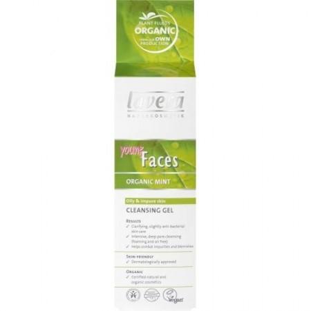 Lavera Organic Mint Moisturising Fluid