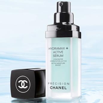 Chanel Precision Hydramax + Serum Intense Moisture Boost