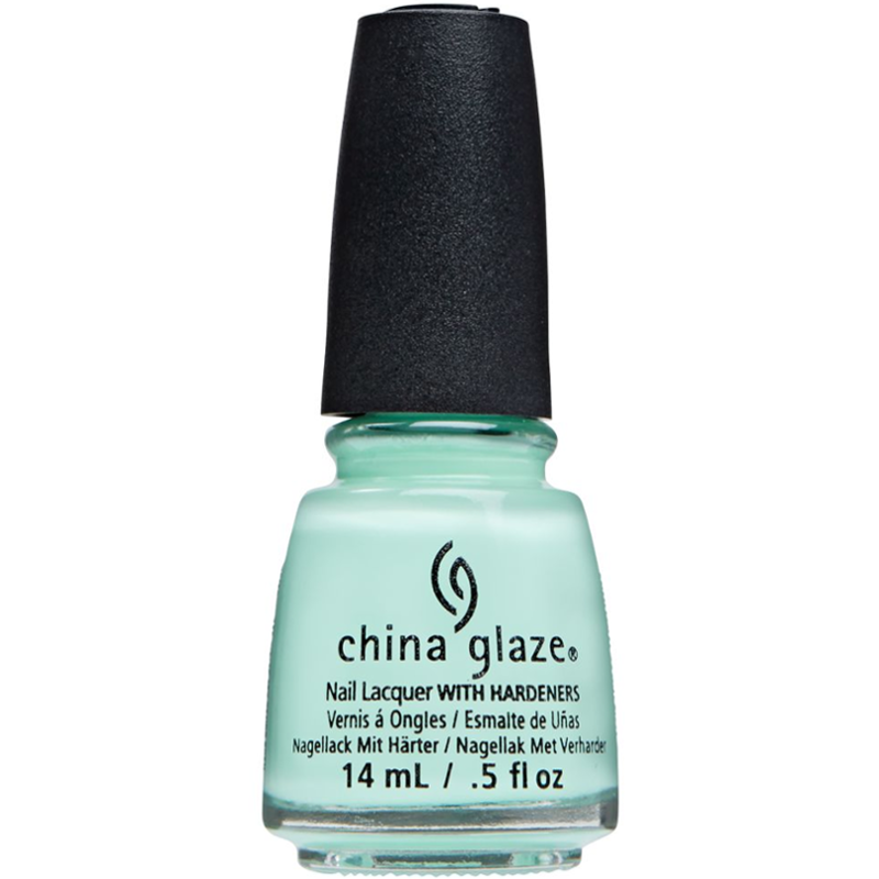 China Glaze Nail Lacquer Highlight of My Summer