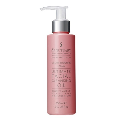 Sanctuary Spa Ultimate Facial Cleansing Oil