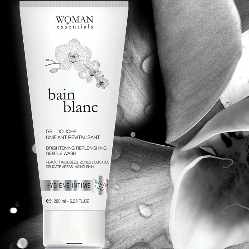 Woman Essentials Bain Blanc Shower Gel