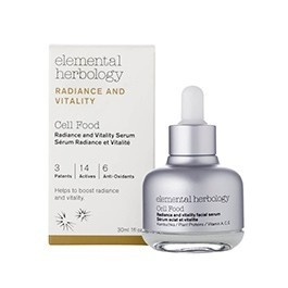 Elemental Herbology Cell Food Radiance and Vitality Serum