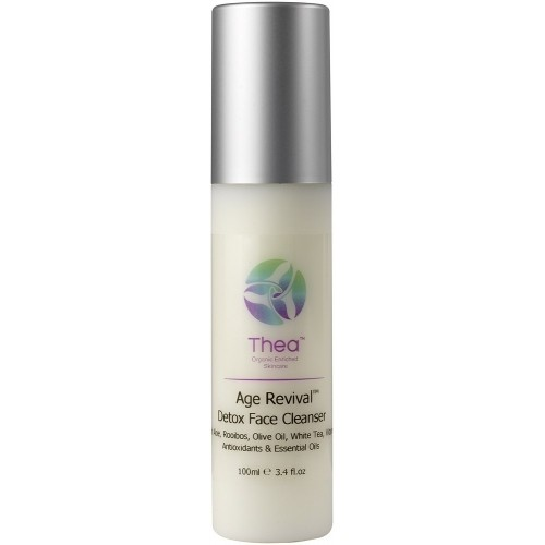 Thea Skincare Age-Revival Detox Face Cleanser