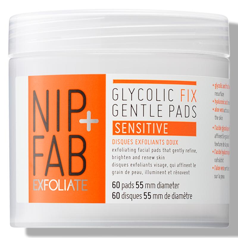 Nip+Fab Glycolic Fix Gentle Pads
