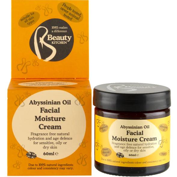 Beauty Kitchen Abyssinian Oil Facial Moisture Cream
