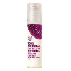The Body Shop Natural Lip Roll On - Berry