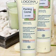 Logona Dry Sensitive Skin Facial Scrub Cream