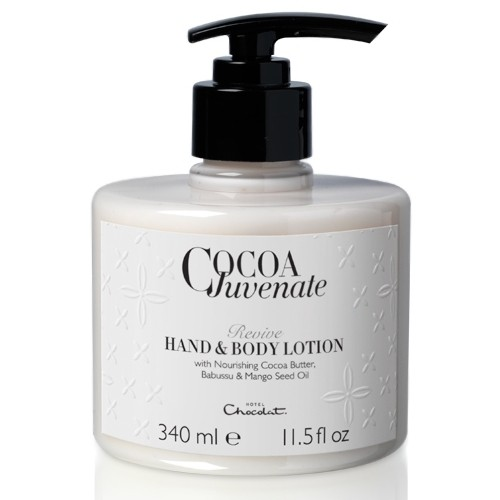 Hotel Chocolat Cocoa Juvenate Revive Handy & Body Lotion