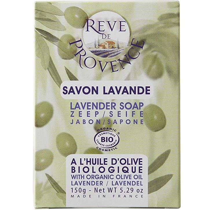 Rêve de Provence Olive Oil & Lavender Bar Soap