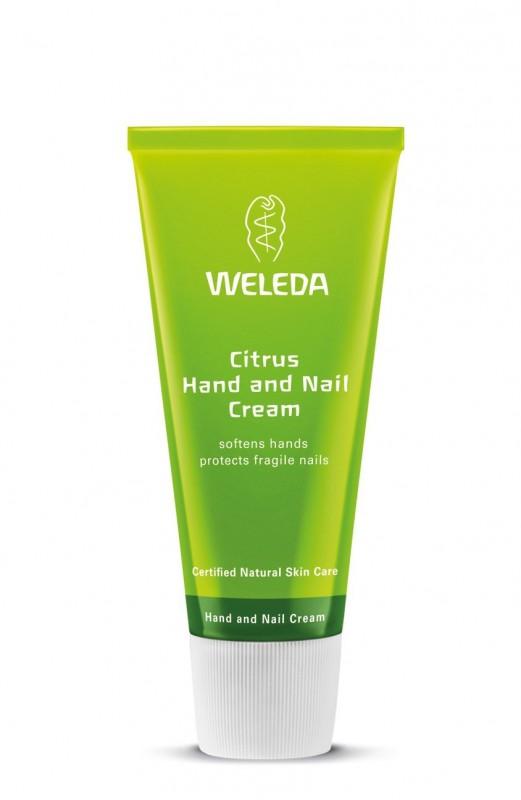 Weleda Citrus hand cream