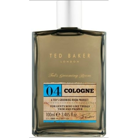 Ted Baker Grooming Room Cologne