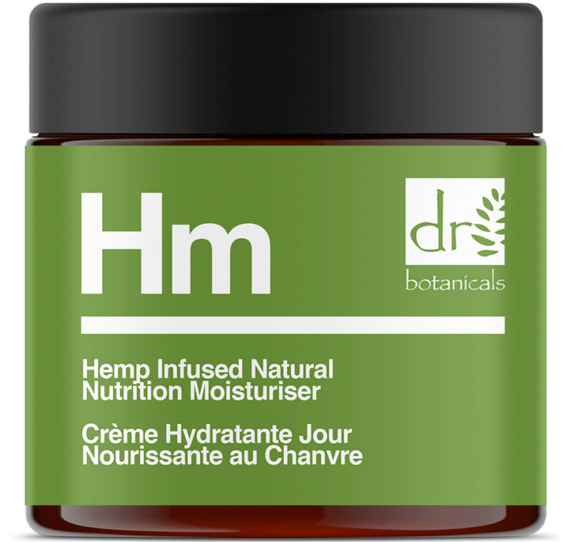 Dr. Botanicals Hemp Infused Natural Nutrition Moisturiser