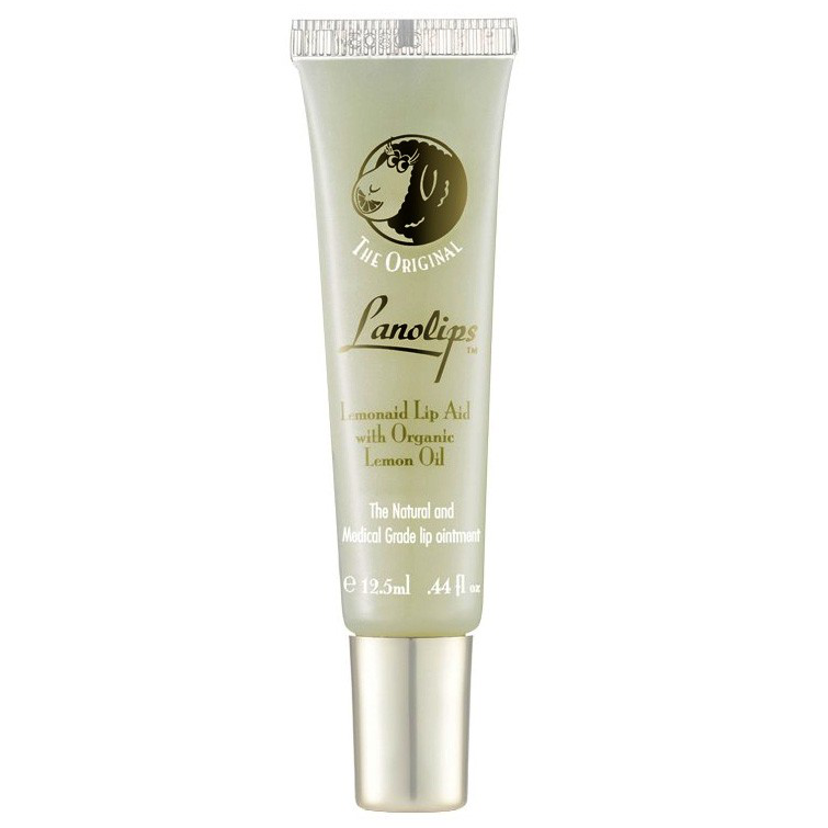 Lanolips Lemonaid Lip Aid with Organic Lemon Oil