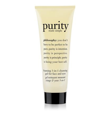 Philosophy Made Simple Purity 3-in-1 Cleansing Gel