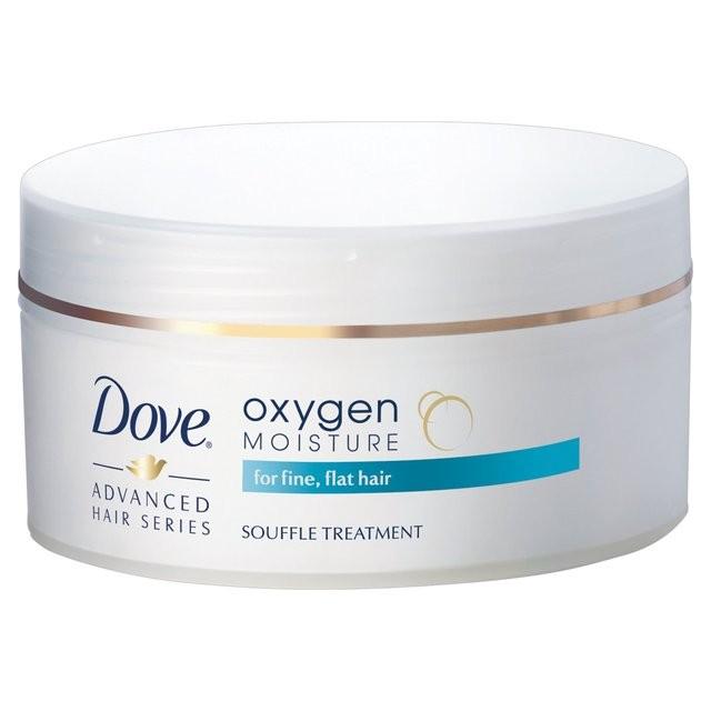 Dove Advanced Hair Series Oxygen & Moisture Souffle Treatment