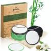 Reusable Cotton Pads 18 Pcs Reusable Makeup Remover Pads bb