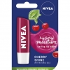 Nivea Cherry Shine Caring Lip Balm