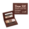 Barry M  Brow Kit  Shape & Define