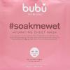 Bubu Hydrating Face Sheet Mask