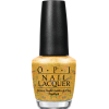 OPI Nail Lacquer Pineapples Have Peelings Too