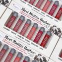 theBalm 'Meet Matte Hughes' 6 Mini Long-Lasting Liquid Lipsticks